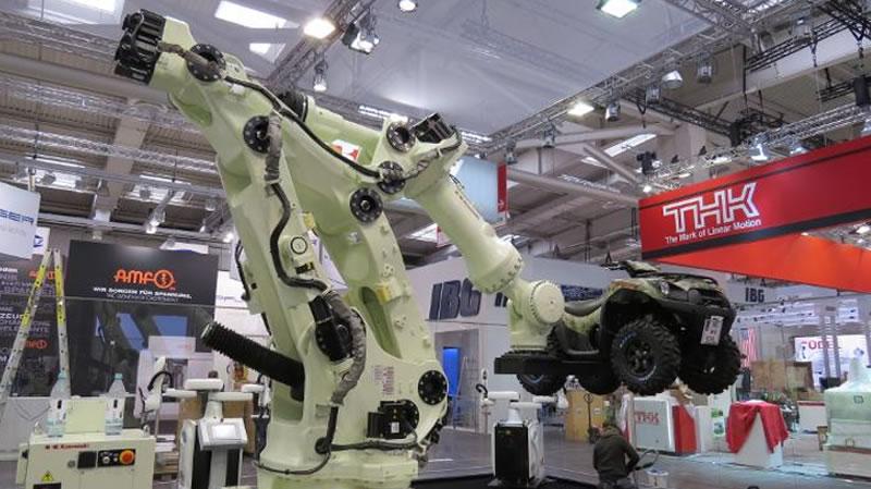 Maior Feira de Tecnologia Industrial do Mundo