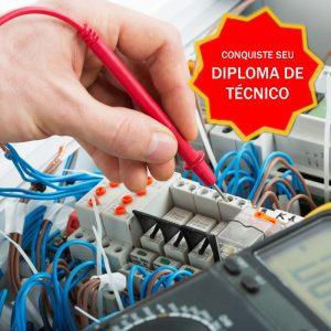 Diploma Rápido Técnico Eletrônica - Curso Certificação de Competências Profissionais