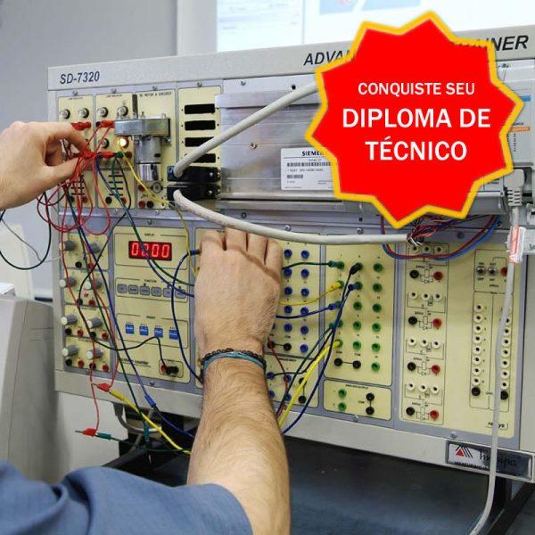 Diploma Online Rápido Nível Técnico Eletrotécnica - Curso Certificação Competências Profissionais